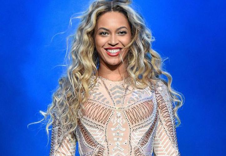 Beyoncé publicó las imágenes de su figura, en su página oficial. (Foto: Contexto/Internet)