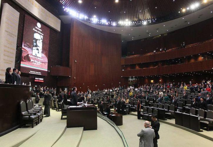 La Cámara de Diputados aprobó anoche en lo general y en lo particular la Ley de Ingresos de la Federación 2015. (Notimex)