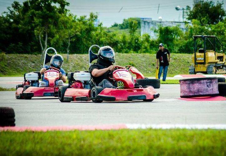 Participarán destacados pilotos en la carrera. (Foto: Ángel Mazariego/ SIPSE).