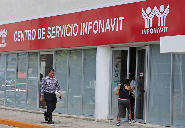 El instituto indicó que se realiza un procedimiento para recuperar la vivienda. (Jesús Tijerina/SIPSE)