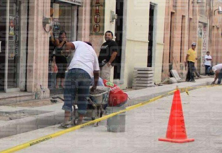 Hasta el momento no se sabe cuánto es el monto del daño al ser la Dirección de Obras Públicas. (Archivo/SIPSE)