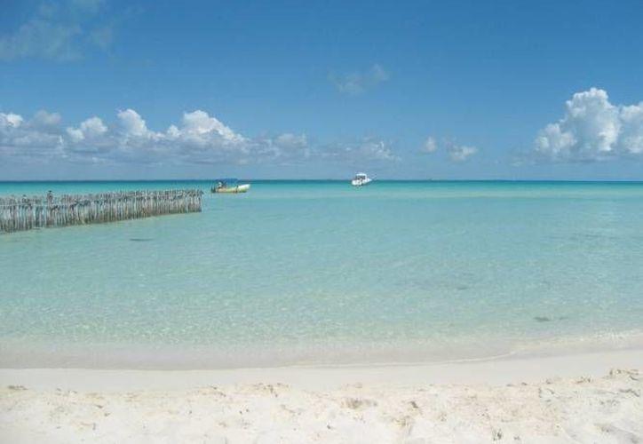 Playa Norte fue reconocida como la segunda playa más bella de México, según Tripadvisor. (Contexto/Internet)