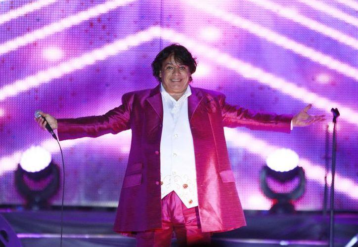 El cantante ofrecer un par de exitosos conciertos ante 200 mil personas.  (Archivo Notimex)