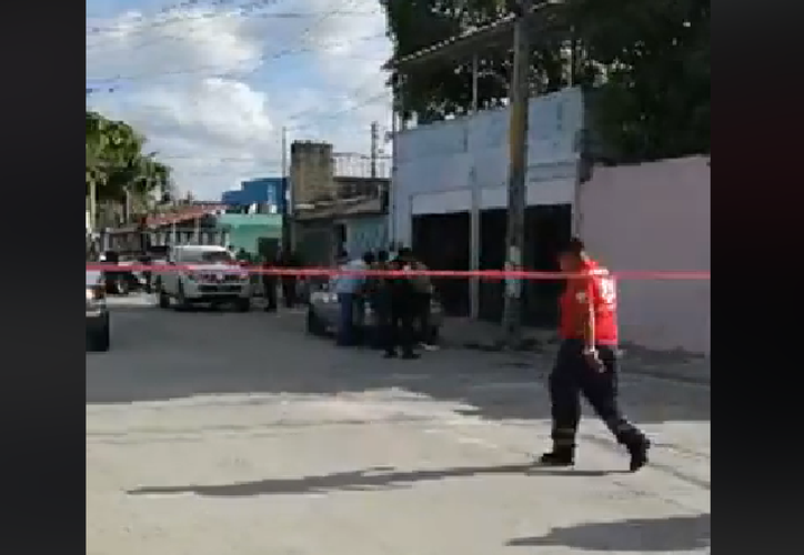 Dos hechos violentos se registraron en Cancún. (Redacción)