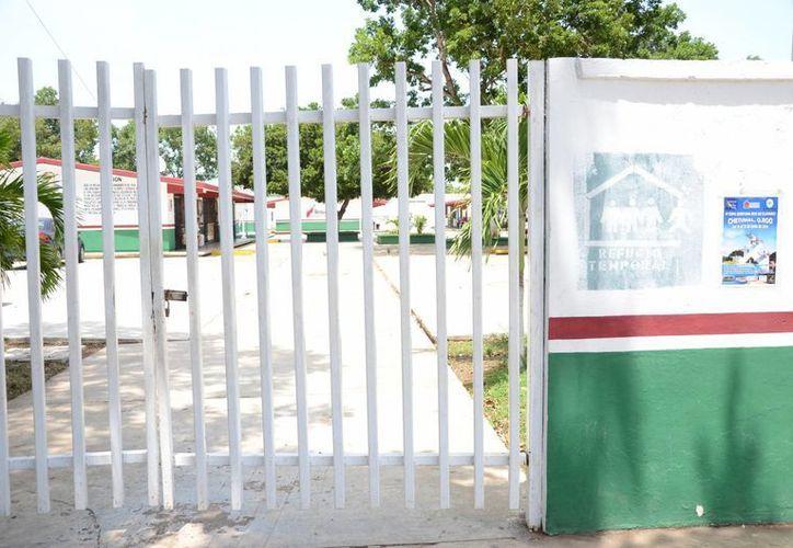 En Othón P. Blanco existen 137 inmuebles designados como refugios anticiclónicos. (Gerardo Amaro/SIPSE)