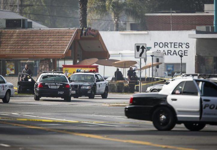 La balacera en Indianápolis se registró alrededor de las 2 de la madrugada. (EFE/Foto de contexto)
