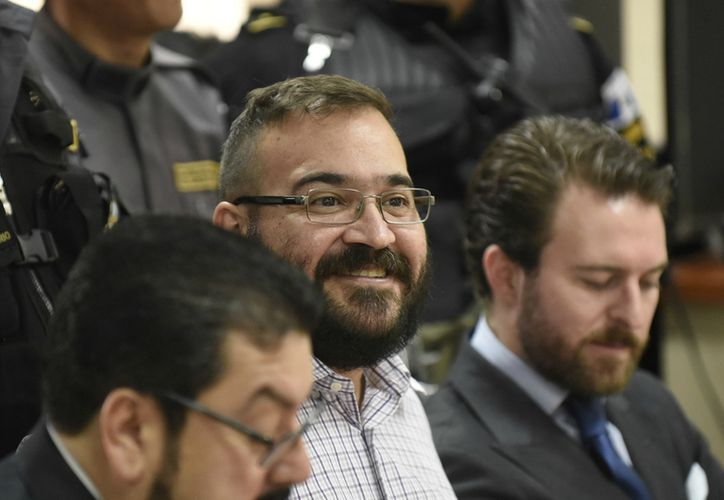 Duarte fue extraditado por Guatemala el 17 de julio de 2017. (Milenio)