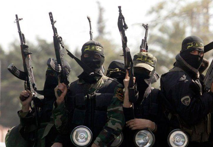 Menos de un 5% del territorio sirio sigue bajo control del grupo extremista Estado Islámico. (Contexto/Internet).