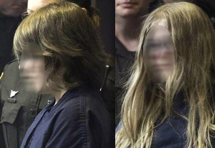 Ambas chicas están arrestadas en un centro de detención juvenil y se les fijó una fianza de 500 mil dólares a cada una. (her.ie)