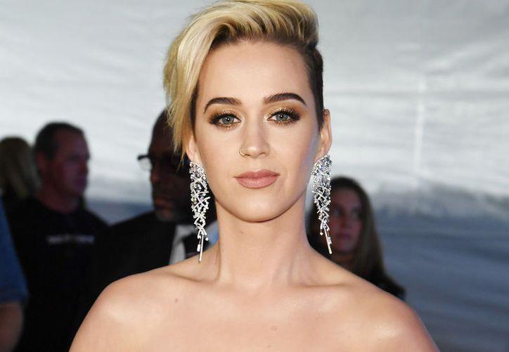 Twitter compartió un post en honor a Katy, usando el título de su nuevo álbum. (Contexto/Internet).