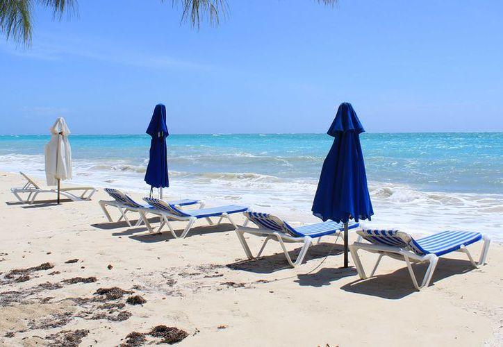 Se encuentra ubicado al borde de una paradisíaca playa en Costa Mujeres. (Jesús Tijerina/ SIPSE)