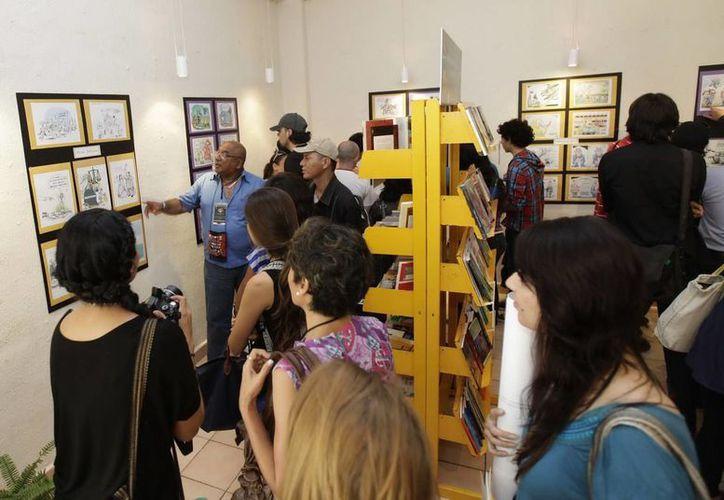 Las disciplinas incluidas en la convocatoria son: pintura, escultura, grabado y fotografía, con temática del caribe. (Cortesía)