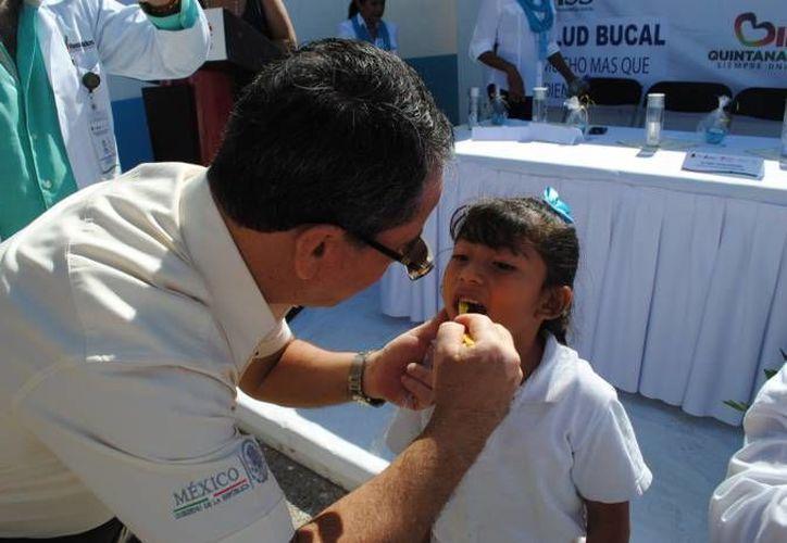 El año pasado, la Secretaría de Salud del Estado realizó más de 70 mil consultas. (Archivo/SIPSE)