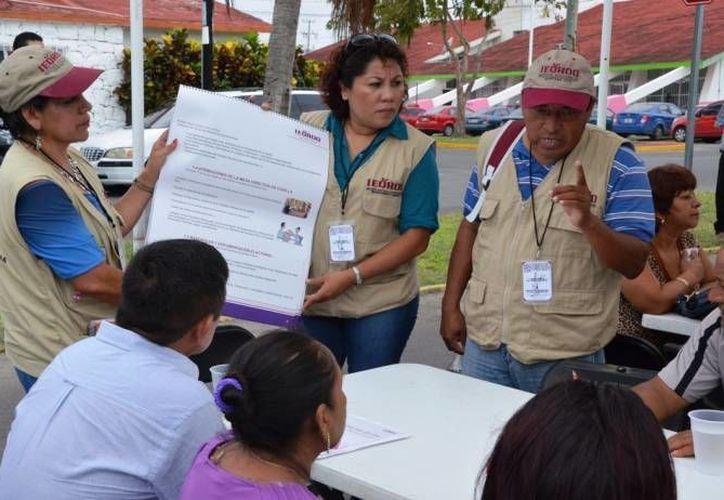 La segunda etapa de la capacitación comenzó el 9 de abril en Quintana Roo. (Imagen de contexto)