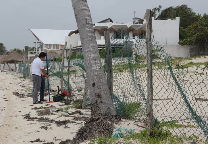 El noveno municipio continúa creciendo sin control y sin ninguna planificación urbana. (Rossy López/SIPSE)