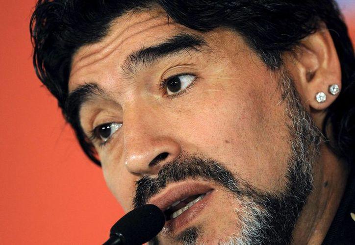 El seleccionador argentino festeja este viernes sus 55 años. (EFE)
