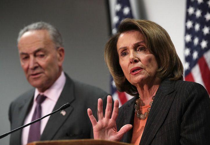 El Congreso tiene plazo hasta el 8 de diciembre para aprobar medidas de emergencia que mantengan en funcionamiento el gobierno. (Foto: La Jornada)