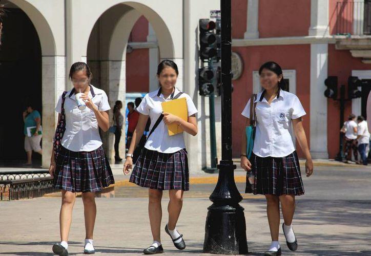 Este 8 de julio, el Gobierno de Yucatán confirmó que las clases se iniciarán el 31 de agosto, para el ciclo escolar 2015-2016. (Archivo/SIPSE)