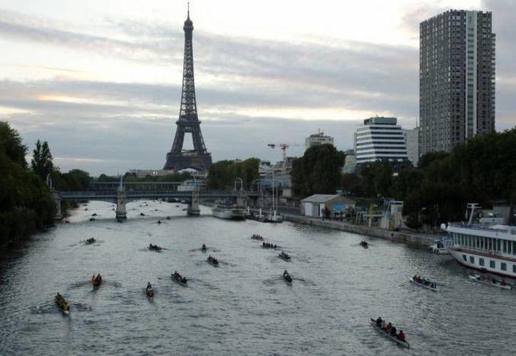 Francia, el destino europeo más solicitado por los mexicanos. (Archivo/SIPSE)