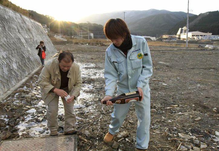 En marzo de 2011, un terremoto de magnitud 9 sacudió Japón y provocó un tsunami que destruyó pueblos enteros. (EFE)