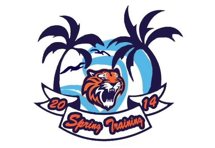 El logotipo es muy caribeño, con dos palemeras cocoteras como base. (Redacción/SIPSE)