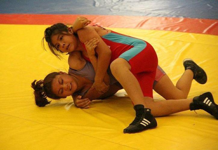 El Municipio de Tulum fue uno de los protagonistas de la estatal de Judo y Luchas Asociadas. (Cortesía/ SIPSE)
