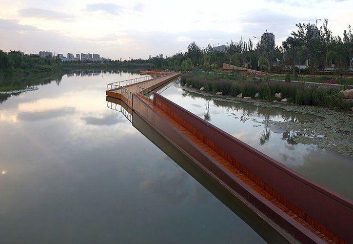El gobierno de Xi Jinping busca reafirma la identidad china, cambiando incluso el nombre de los ríos. (Internet)