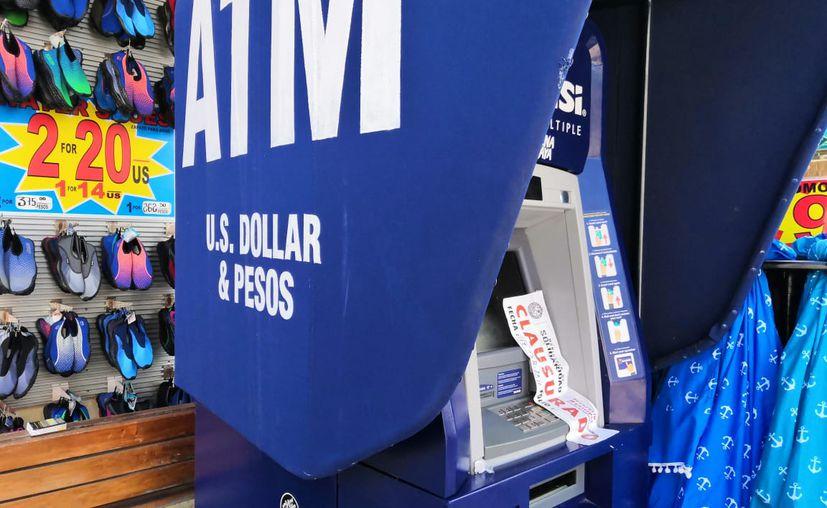 Esperan que las empresas se regularicen para retirar los sellos. (Octavio Martínez/SIPSE)