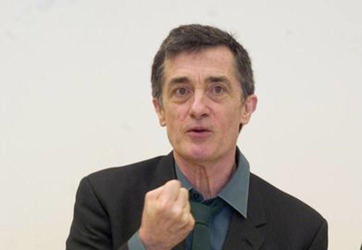 El fallecimiento de Roger Rees, fue a los 71 años. En la foto, durante una conferencia en Nueva York en 2006. (AP)