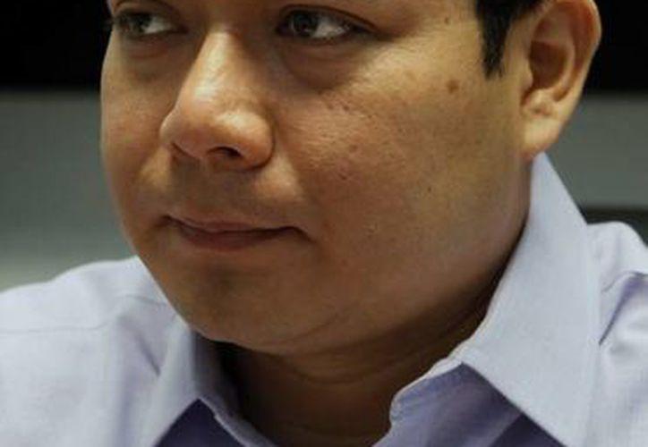 Titular de la Secretaría de Desarrollo Social e Indígena,  Ángel Rivero Palomo. (Redacción/SIPSE)