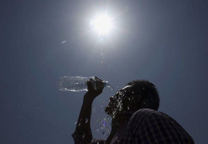 Estiman que 2016 cierre con un récord histórico de altas temperaturas. (Archivo/Agencias)
