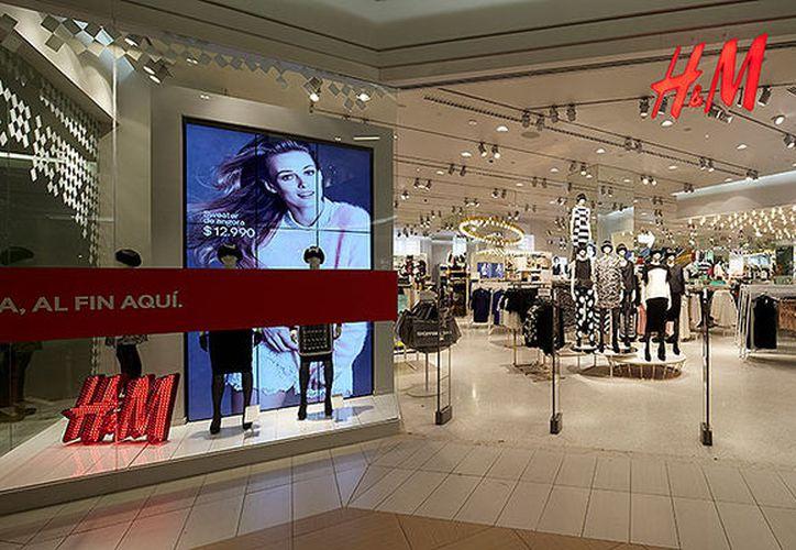 La tienda será la primera de H&M de la Península de Yucatán. (Imagen ilustrativa; no corresponde al lugar referido/Internet)