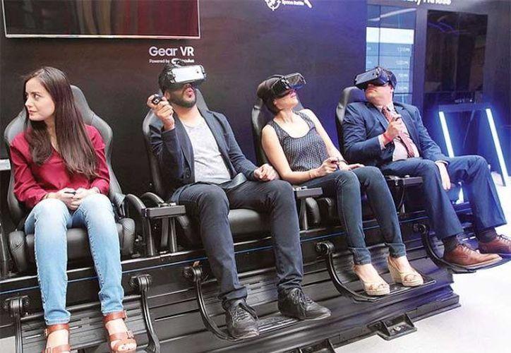 Samsung tiene otra estrategia de consumo funcional para Samsung. (Foto: Excélsior)