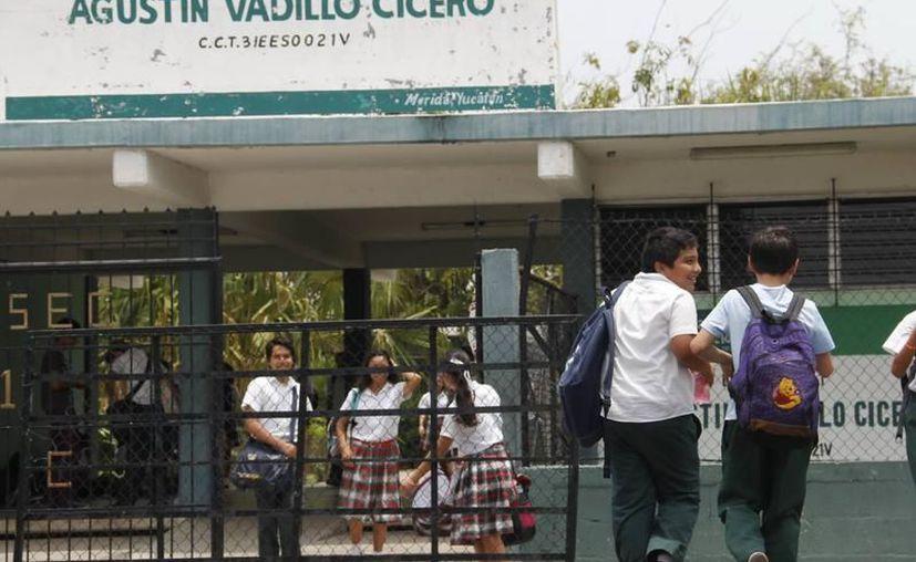 La Secretaría de Seguridad Pública señaló que se destinarán unos 600 uniformados para la vigilancia de las escuelas. (Archivo/ SIPSE)