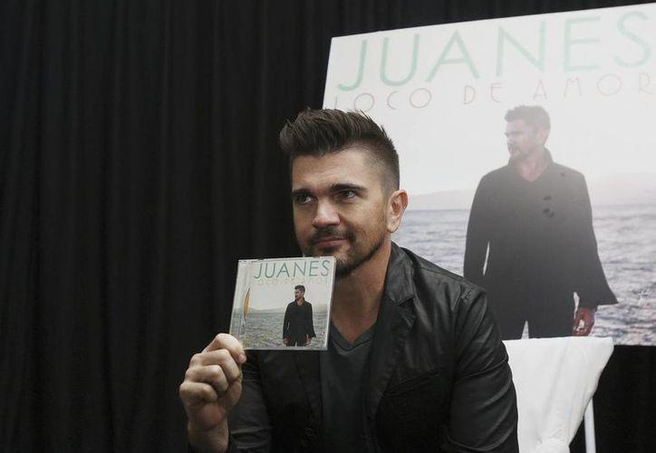 Juanes opinó sobre el momento que atraviesa Colombia en una entrevista radial, donde habló de su más reciente disco, 'Loco de amor'. (EFE/Archivo)
