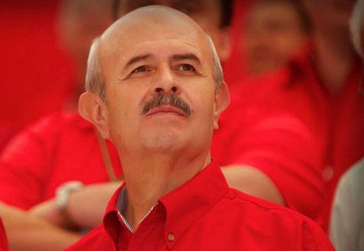 Fausto Vallejo, ex gobernador de Michoacán, aclaró que no tiene nada que ocultar. (UN1ÓN Jalisco)