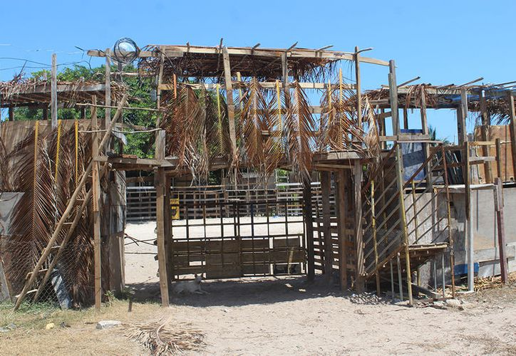 Los ruedos taurinos pueden albergar hasta mil personas. (Gerardo Keb/Milenio Novedades)