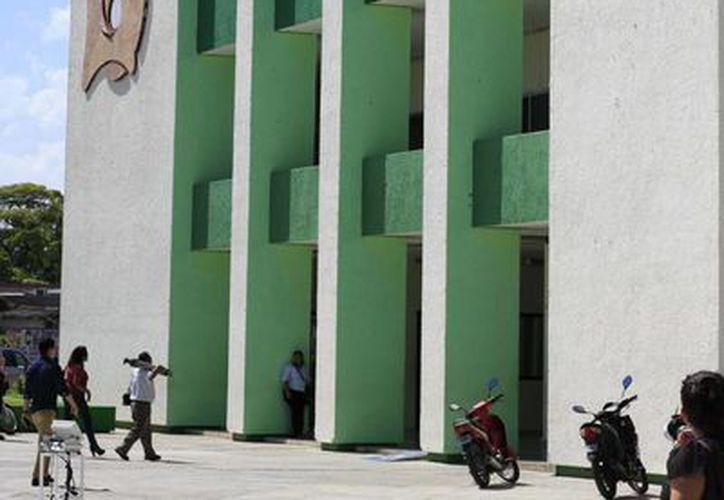 El Ayuntamiento de Othón P. Blanco inició el 2015 con una deuda a proveedores con alrededor de 10 millones de pesos. (Harold Alcocer/SIPSE)