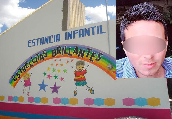 Durante varios meses extorsionó a varias encargadas de estancias infantiles en la entidad. (Especial)
