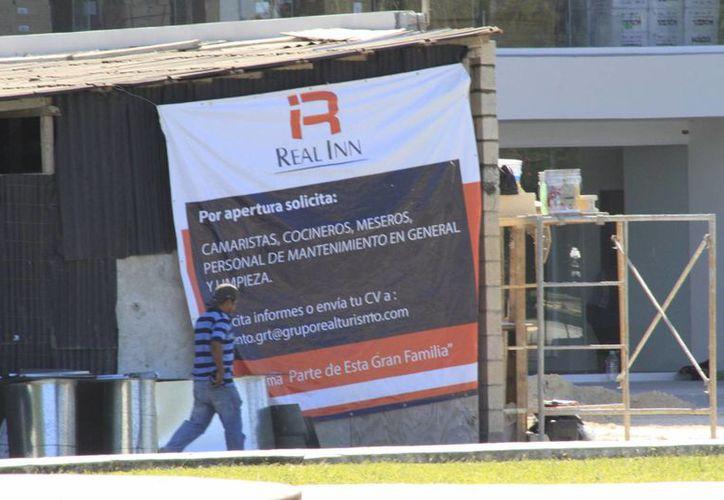 Concluyeron las obras en el hotel Real Inn. (Sergio Orozco/SIPSE)