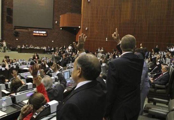 """Los legisladores acordaron acotar también el concepto de """"responsabilidad solidaria"""". (Archivo/Notimex)"""