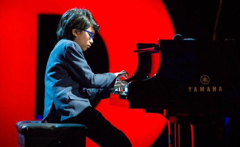 Joey Alexander, un pianista de jazz de 13 años, puede conseguir su primer Premio Grammy, este domingo.(Archivo/AP)