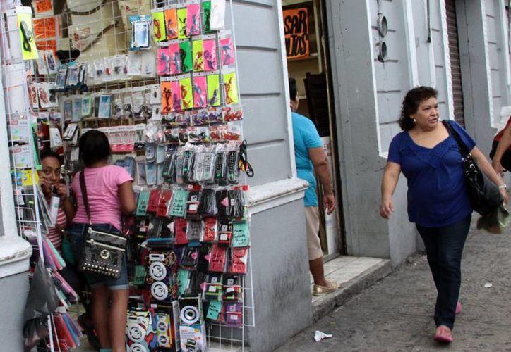 Los comerciantes ambulantes podrán acceder a créditos del Gobierno Federal para integrarse a la formalidad. (SIPSE)