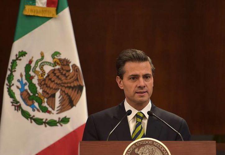 El presidente Enrique Peña Nieto agradeció el respaldo institucional que el Banco Mundial le otorga a México. (Archivo/Notimex)
