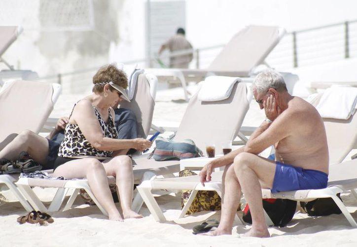 """Los llamados """"baby boomers"""" han disminuido su presencia en la Riviera Maya. (Jesús Tijerina/SIPSE)"""