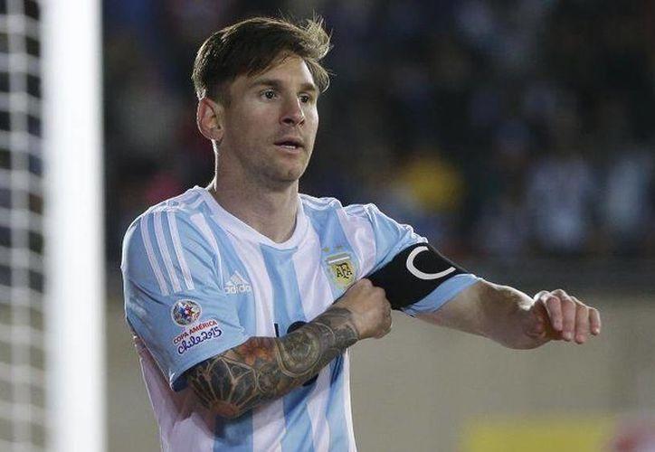 Lionel Messi no jugará con Argentina los Juegos Olímpicos Río 2016, aseguró su técnico Gerardo Martino. (Archivo AP)