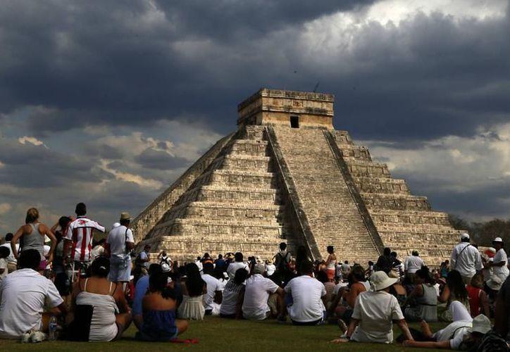 Chichén Itzá es la zona arqueológica más visitada en Yucatán y está bajo custodia del Instituto Nacional de Antropología e Historia (INAH). (SIPSE)