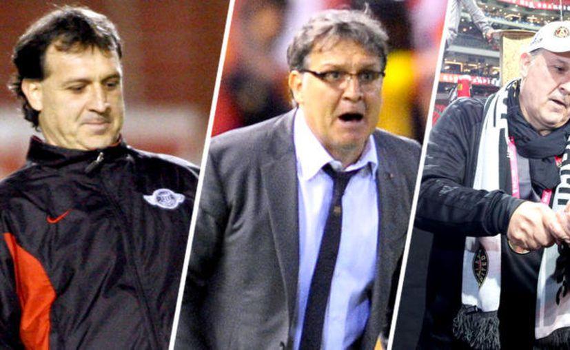 Gerardo Martino ha dirigido las selecciones de Paraguay y Argentina. (AP)