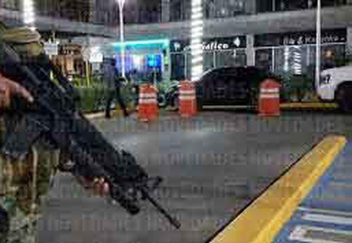 En la ciudad de Cancún se han registrado ejecuciones en varias zonas. (Eric Galindo/SIPSE)