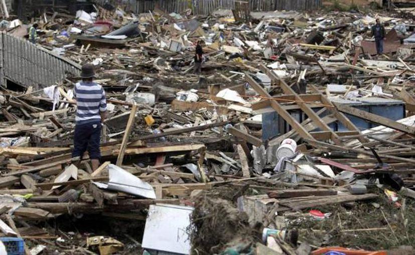 México aceptó la ayuda internacional de 15 países y 439 elementos que se fusionaron con los cuerpos de emergencia nacionales. (SIPSE)